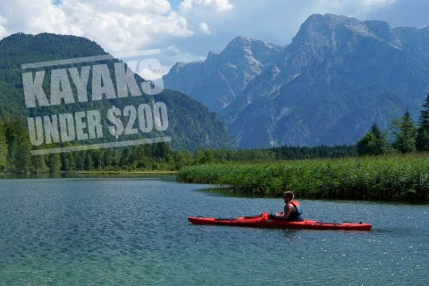Best kayaks under 200 - thumb