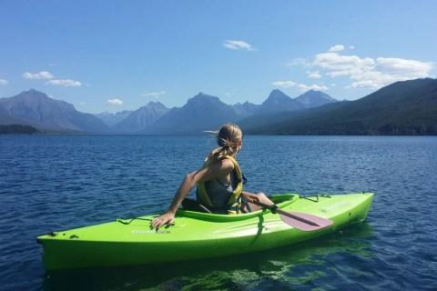 What to wear kayaking - thumb