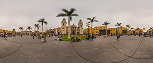 Lima, Historical Centre