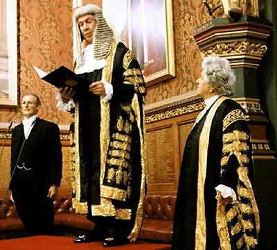 (2) The Lord Chancellor