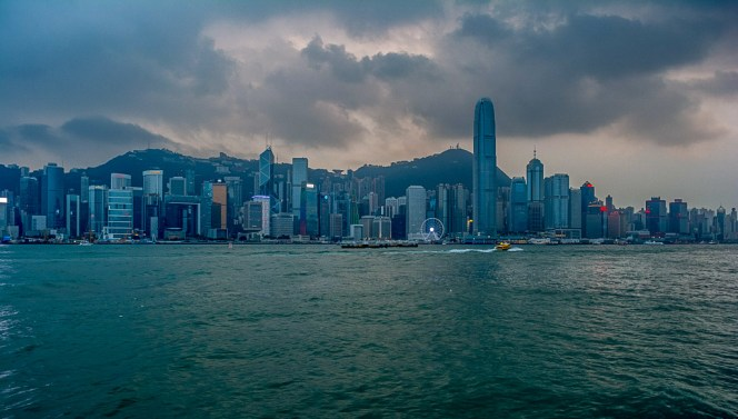 Skyline Hong Kong