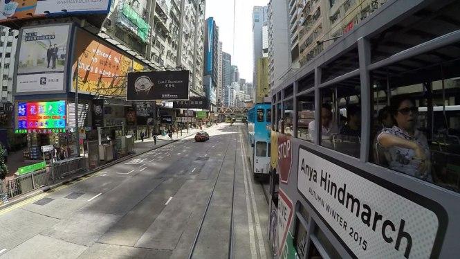 Ding-Ding Bahn Hong Kong