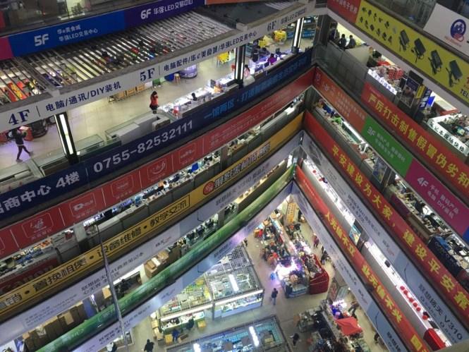 Elektronik Markt Shenzhen