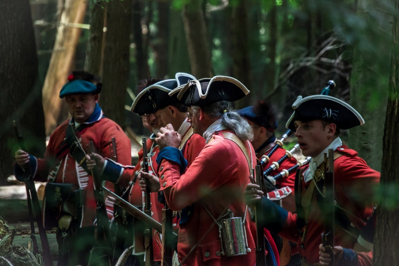 Explorejeffersonpa Cook Forest French Amp Indian War