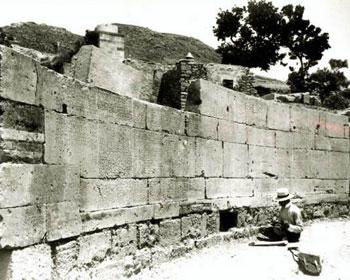 excavations at Gortys