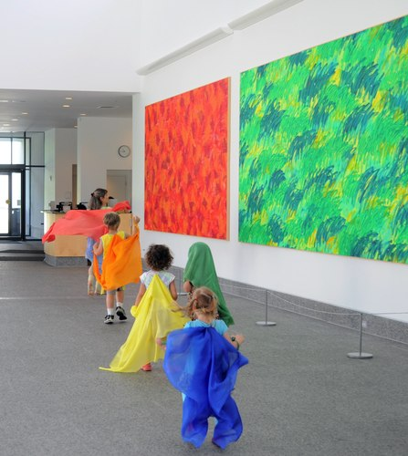 Moving Stories: Making Art and Dance Together at the Eric ...