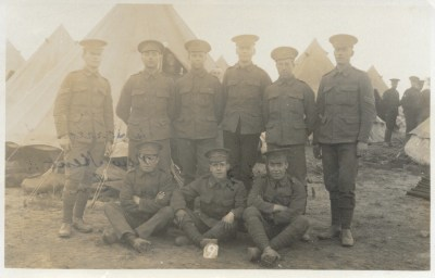 Soldiers in camp a copy