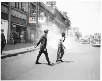 Detroit Race Riots, 1960s
