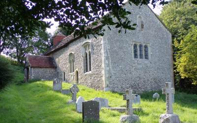 Coombs Church, West Sussex
