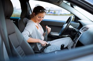 car seat belts maintenance