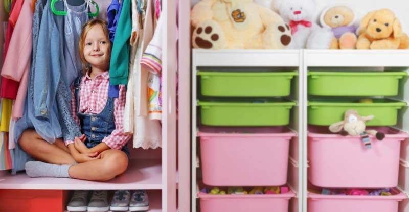 10 Steps How To Organize Toy Closet