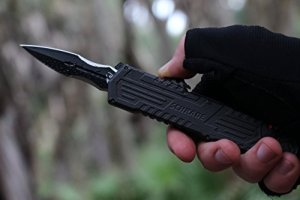 Schrade SCHOTF3B 3rd Generation Viper OTF Assisted Blade