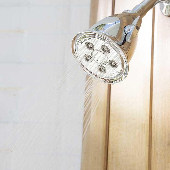 Speakman S-2005-HB Hotel Anystream Shower Head