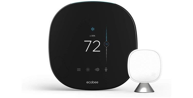 Voice Control Ecobee thermostat