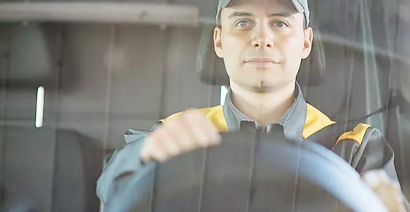 Getting Your First Truck Driving Job