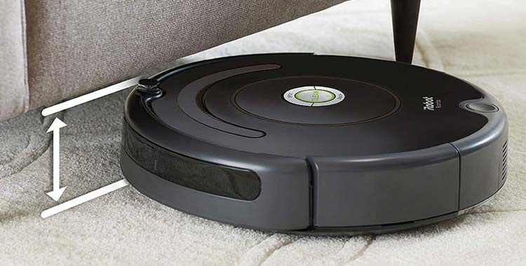 iRobot Roomba 671 Robot Vaccum with Wi-Fi Connectivity