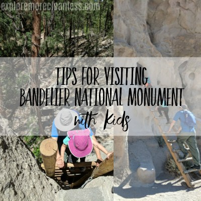 Tips for Visiting Bandelier National Monument with Kids