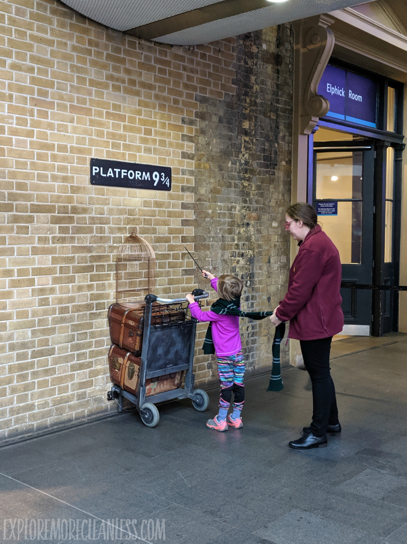 harry potter station train to york