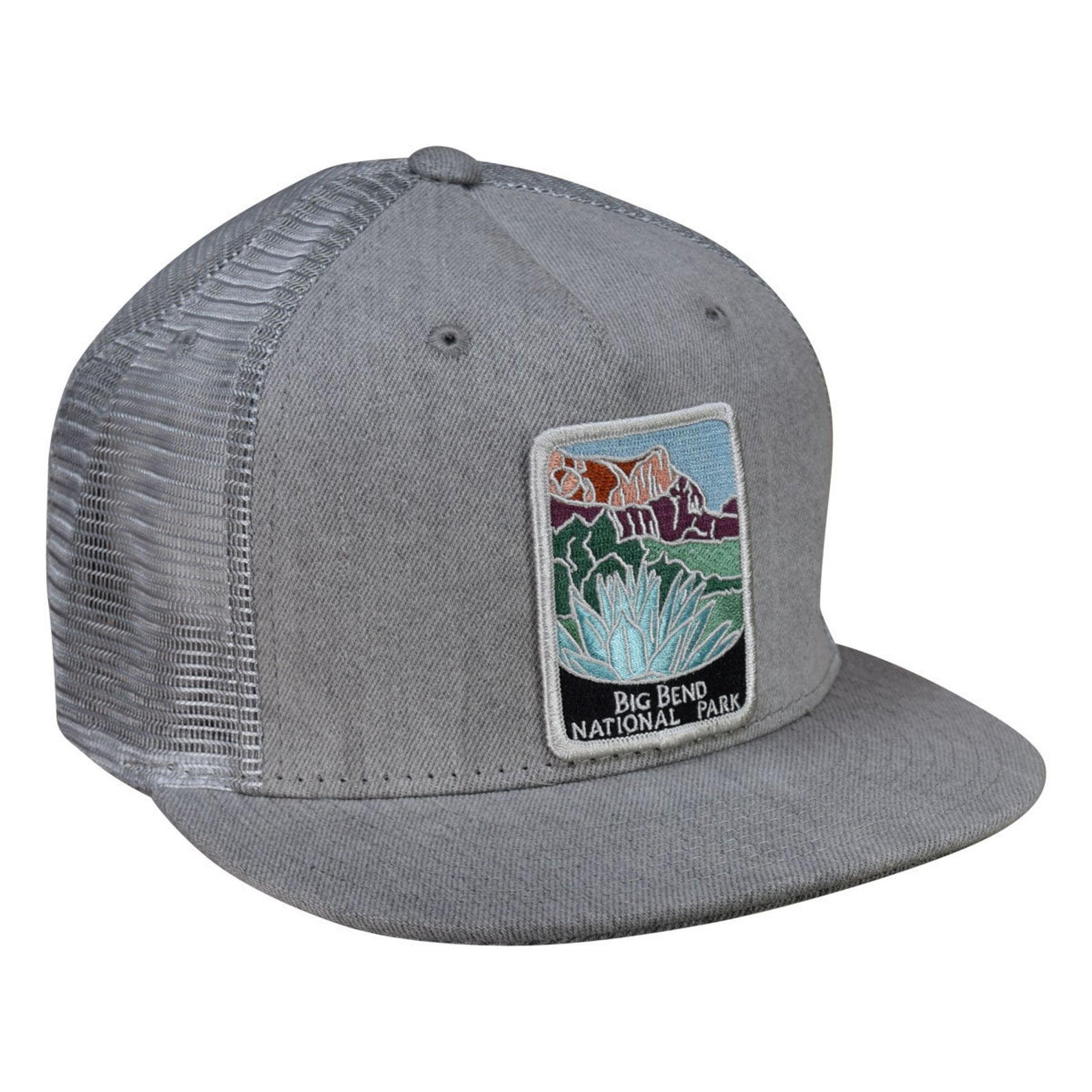 big bend baseball cap