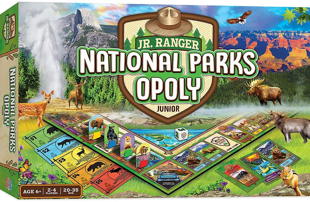 national parks monopoly junior