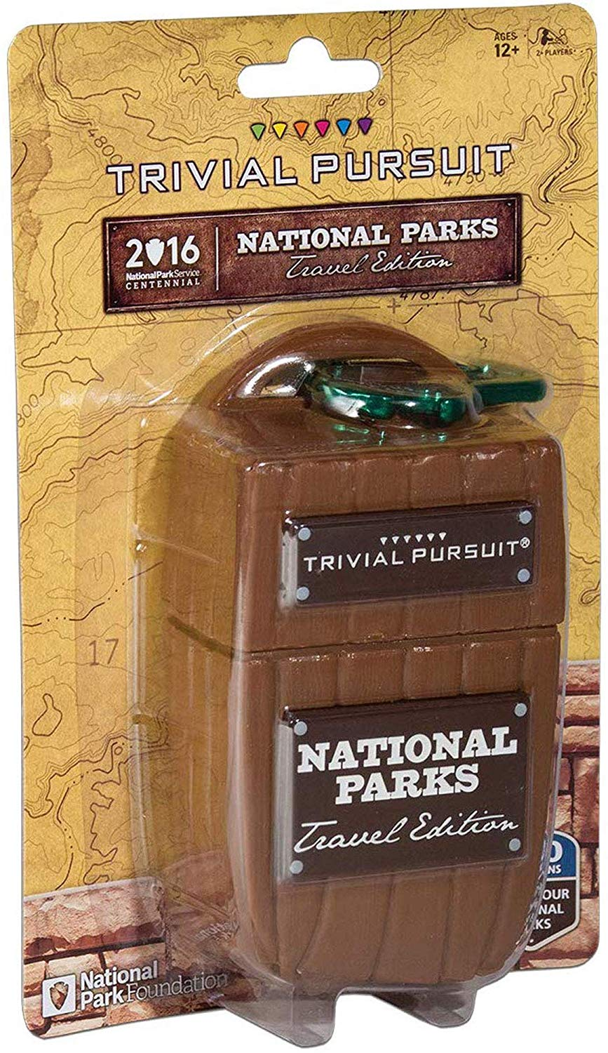 national parks trivia game
