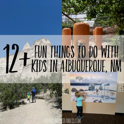 12+ fun things to do in Albuquerque with kids