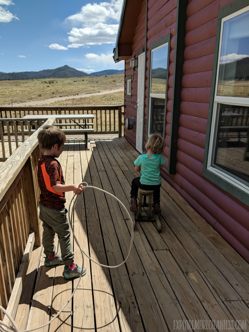 valles caldera visitor center