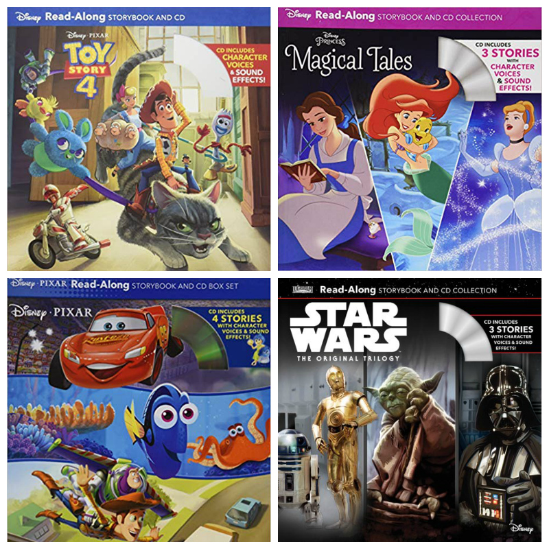 disney audiobooks