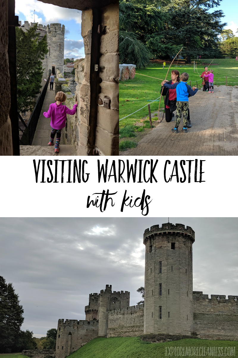 warwick castle tips