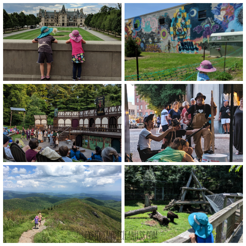 must see asheville with kids