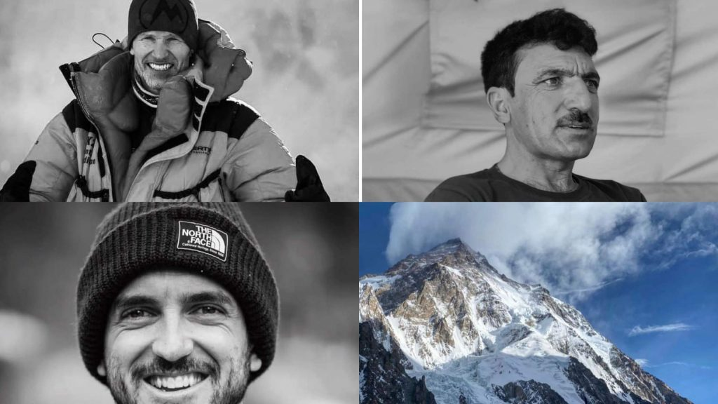 Army Rescue Operation Innitiated for the recovery of John Snorri, Ali Sadpara, and Juan Pablo Mohr at K2