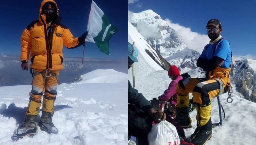 Rescue Operation Launched for Stuck Climbers at Rakaposhi