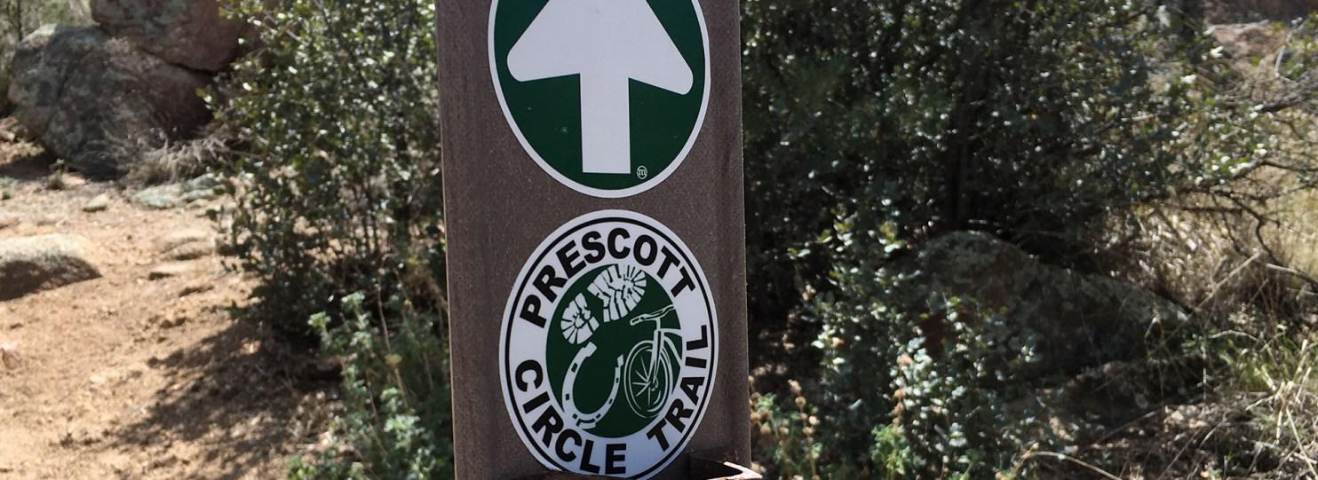 Visit Prescott Circle Trail Arizona Hiking Backpacking Horseback