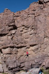 Prescott Arizona Climbing Promised Land