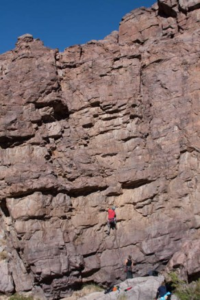Prescott Arizona Climbing Promised Land