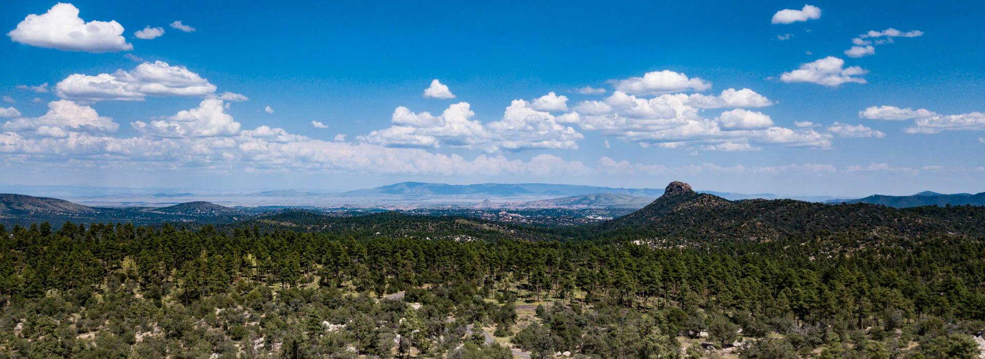 Thumb Butte Forest Service Prescott Arizona Photographer Rich Charpentier