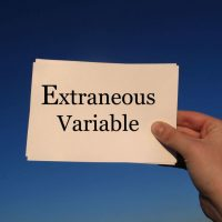 What Is an Extraneous Variable?