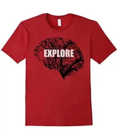 Psychology T Shirt