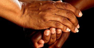 Compassion helping hands