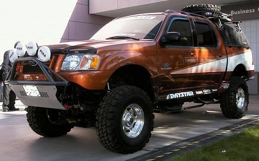96 Ford Explorer Modificada