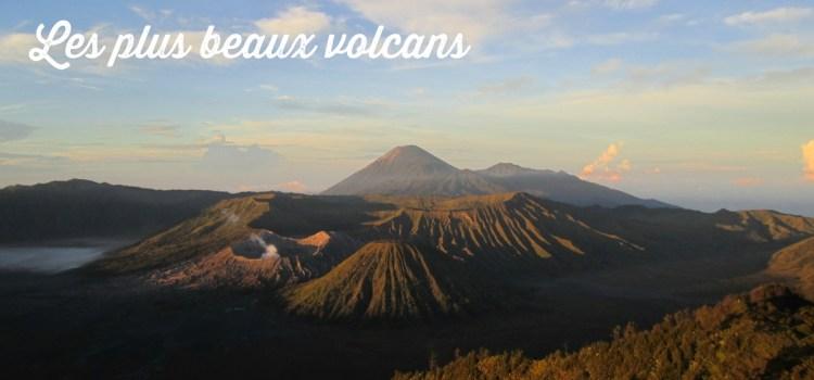 Les 16 plus beaux volcans du monde