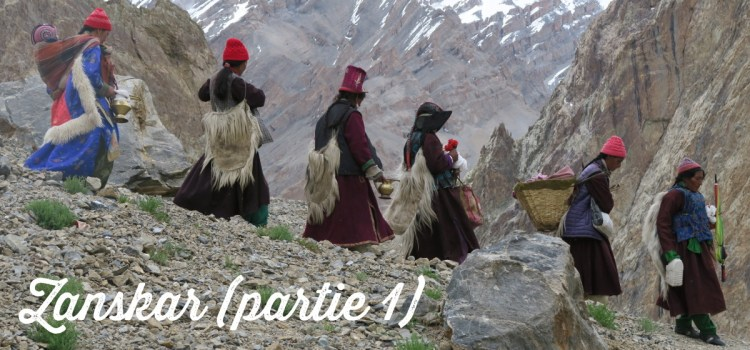 La grande traversée du Zanskar – (partie 1) de Lamayuru à Padum