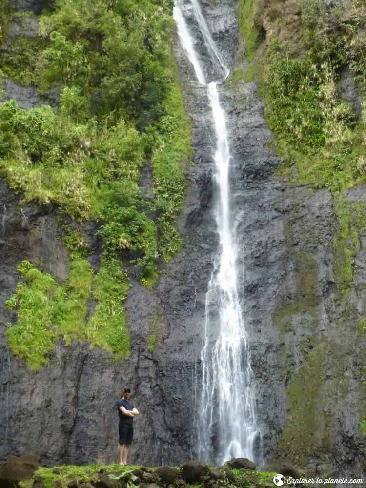 iles-visiter-polynesie-francaise-chute-tahiti
