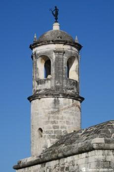Une fortification à La Havane.