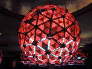 Time Square Ball New York