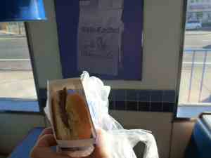 White Castle Burger New York