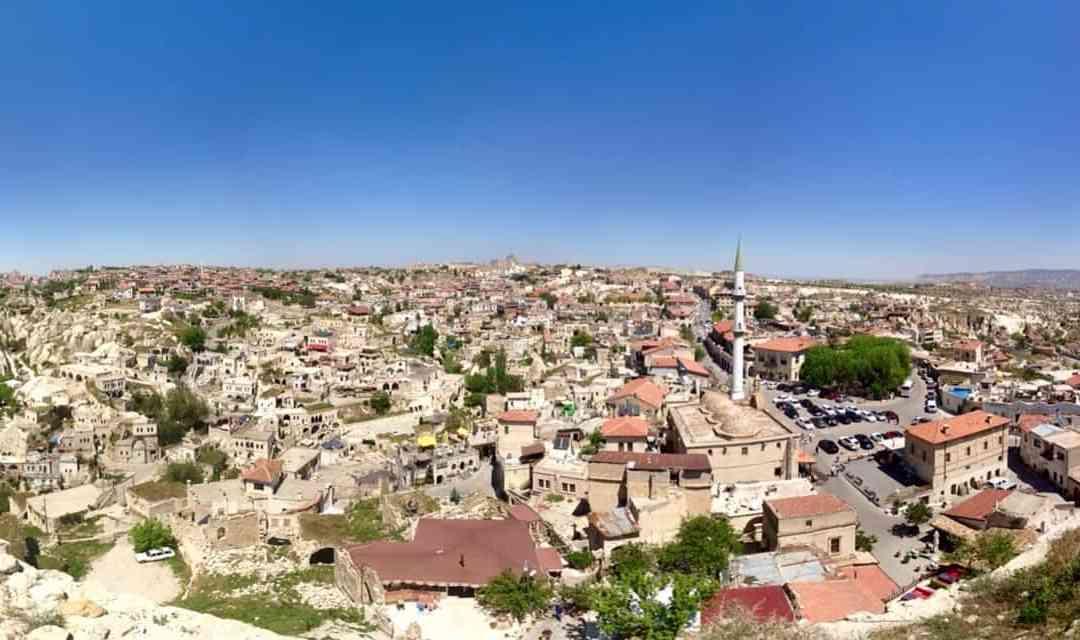 Ortahisar Belediyesi Yukarı Ortahisar Ürgüp Nevşehir Cappadocia Turkey