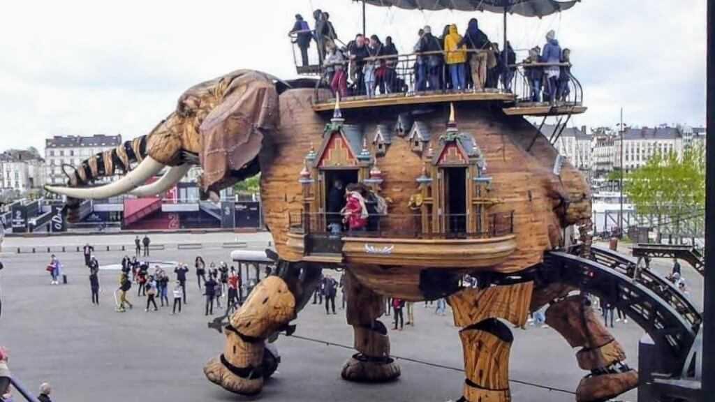 Le Grand Elephant Nantes France
