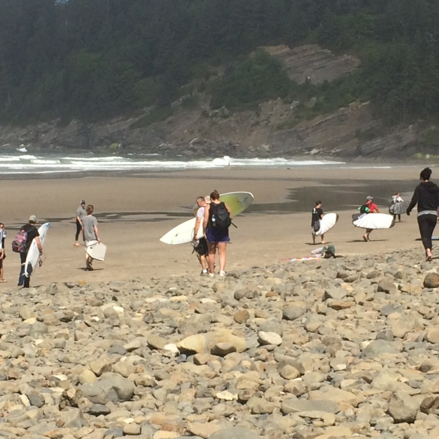 Surfers_Ecola_State_Park