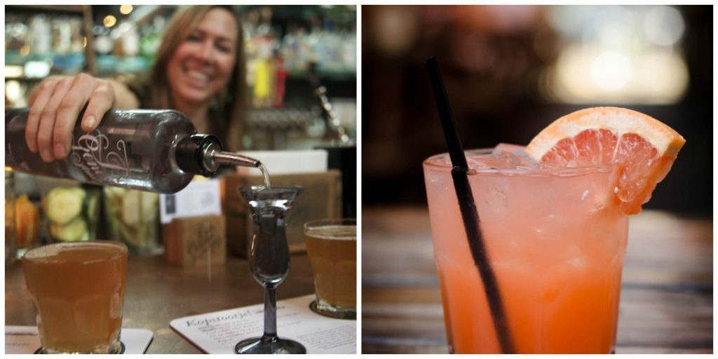 cocktail bars portland